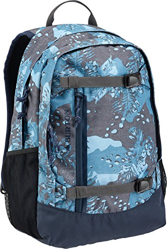 (Burton Youth Day Hiker Backpack [20l], Saxony Blue Hawaiian Desert, One Size)