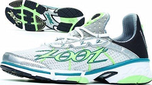 Zoot Advantage 1 2.0 Laufschuhe Damen verschiedene Farben, Farbe:Weiß/Grün;Schuhgröße:EUR 43