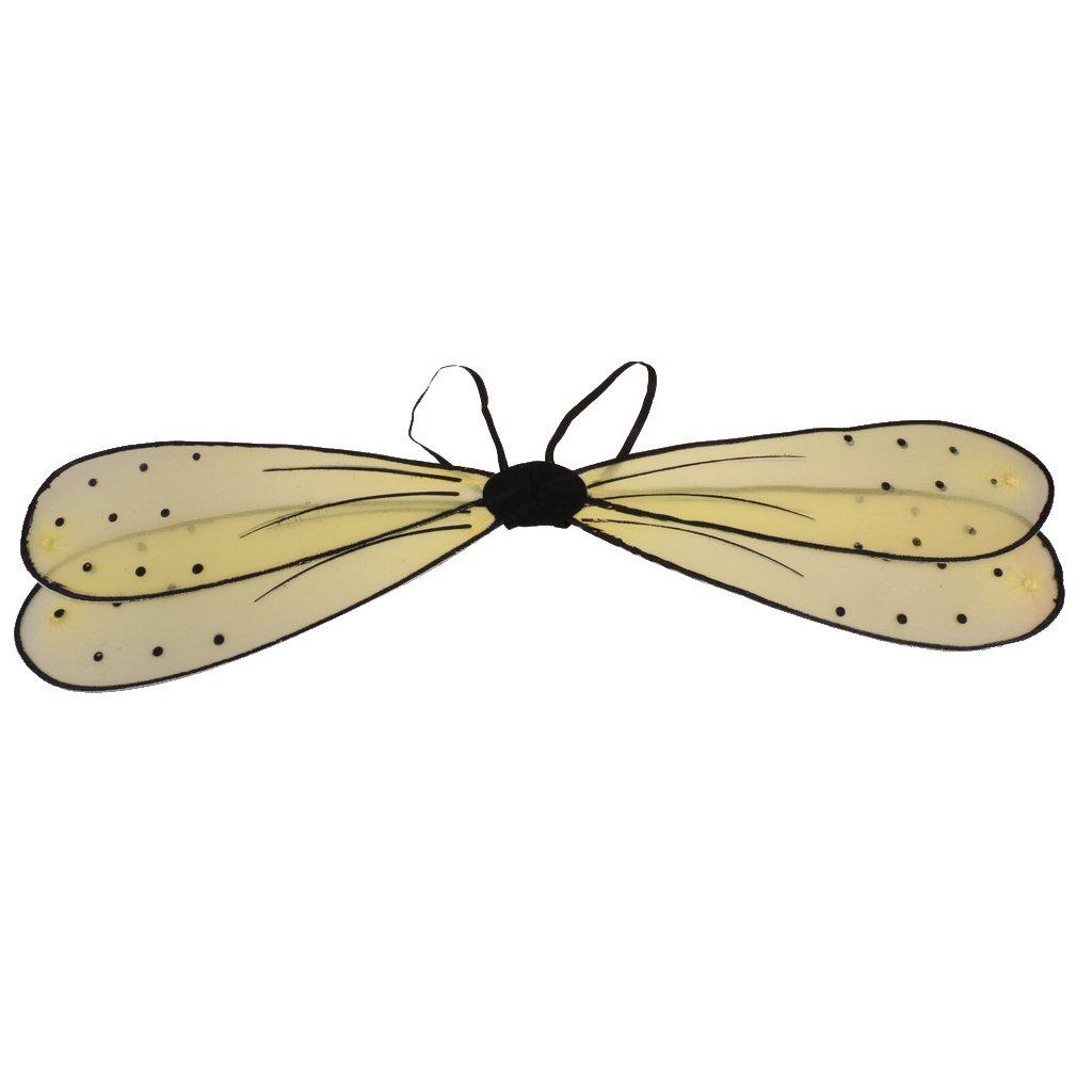 Sharplace Glitter Libelle Fl/ügel f/ür Kinder Kost/üm