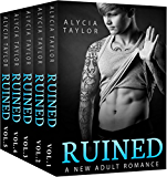 Ruined: The Complete Series (Bad Boy Motorcycle MC Romance)