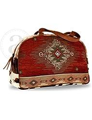 Atenti Overnighter Bag (Puebo)
