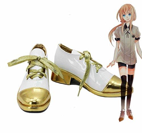 Touken Ranbu Online Game Midare Toushirou Cosplay Schoenen Laarzen Op Maat Gemaakt