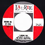 Snoopy vs The Red Baron/I Needed You (VG++ 45 rpm)