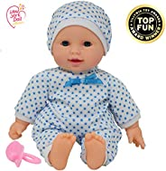 11 inch Soft Body Doll