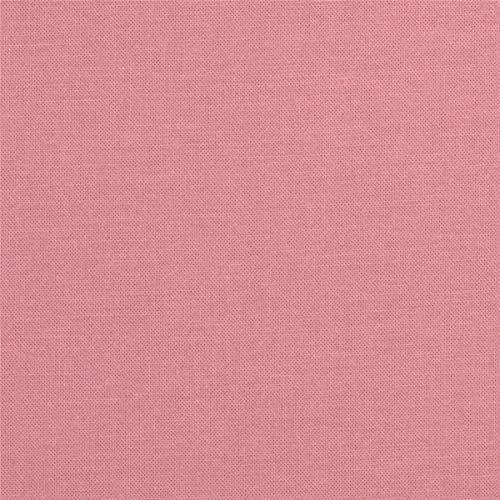 Robert Kaufman Fabrics Kona Cotton Solid Deep Rose