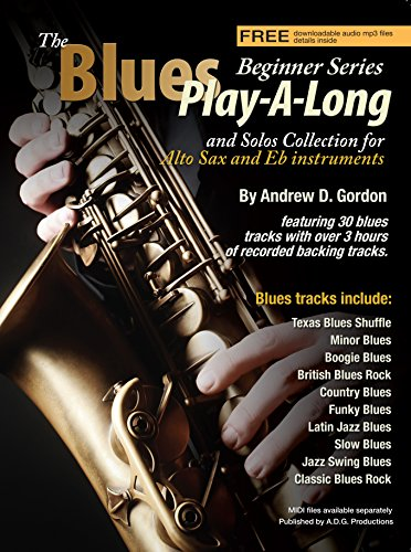 Amazon com: The Blues Play-A-Long and Solos Collection for