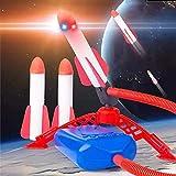 N / B Dueling Rocket Launcher for Kids, Pneumatic
