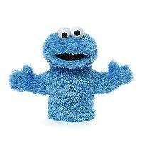 Gund Sesame Street Cookie Monster Marioneta De Mano