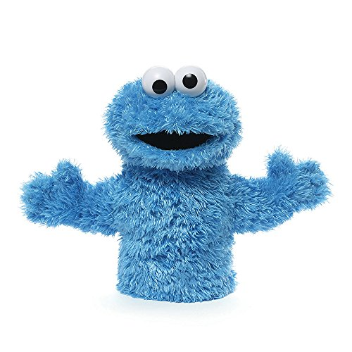 Gund Sesame Street Cookie Monster Hand Puppet