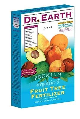 Dr. Earth 735 Citrus & Fruit Fertilizer, 25-Pound