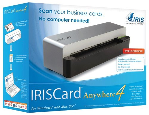 Iriscard Anywhere 4 Amazon De Software