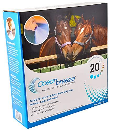 DIG PB750 Ocean Breeze Large Pet Cooling Misting kit