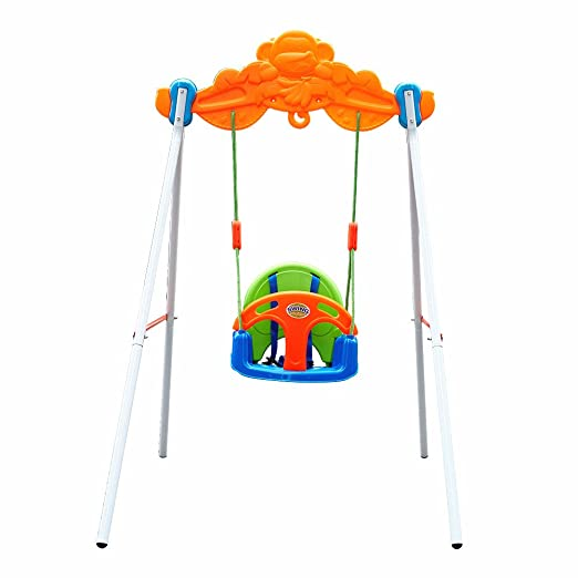 COLOR TREE Toddler Swing Play Set for Children
