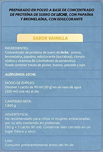 Just Podium Whey Protenium Sabor Vainilla - 1800 gr: Amazon ...