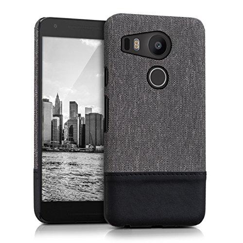 kwmobile hardcase imitation leather appliqu%C3%A9s product image
