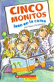 Cinco Monitos-Leen En La Cama