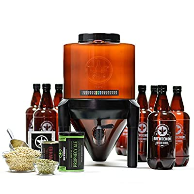 BrewDemon Craft Beer Kit Plus