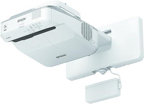 Amazon.com: Epson Brightlink 695 Wi WXGA Proyector ...