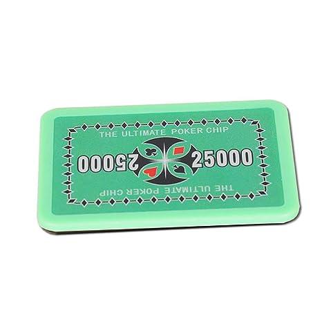 Roulette Chips Wert