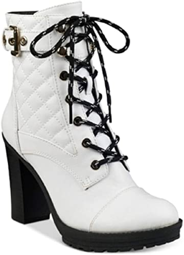G by GUESS Gift Boots White Size 5M