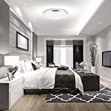 LED Ceiling Light, OOWOLF 21W 15 inch Round LED