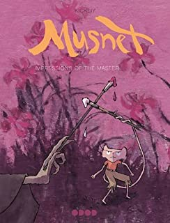 Book Cover: Musnet 2: Impressions of the Master