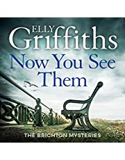 Now You See Them: The Brighton Mysteries, Book 5