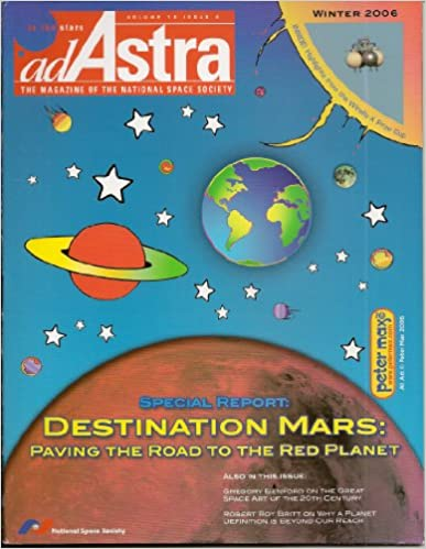 ad Astra - The Magazine of the National Space Society -