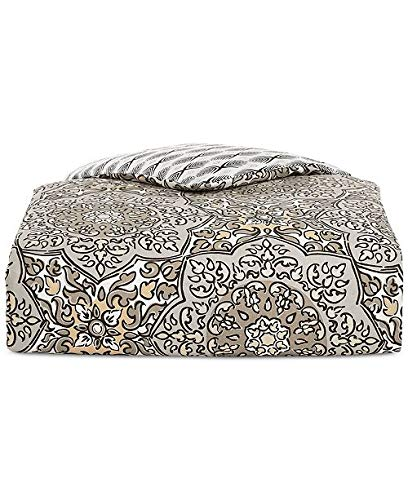 Martha Stewart Collection Bohemian Rhapsody Reversible Seashore Tan 2-Pc. Twin/Twin XL Comforter Set