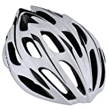 Cheap Cavalo Rapide Road Helmet – WHITE/BLACK, SMALL/MEDIUM 21.25-22.75″