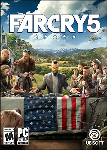 Far Cry 5 [Online Game Code] by Ubisoft