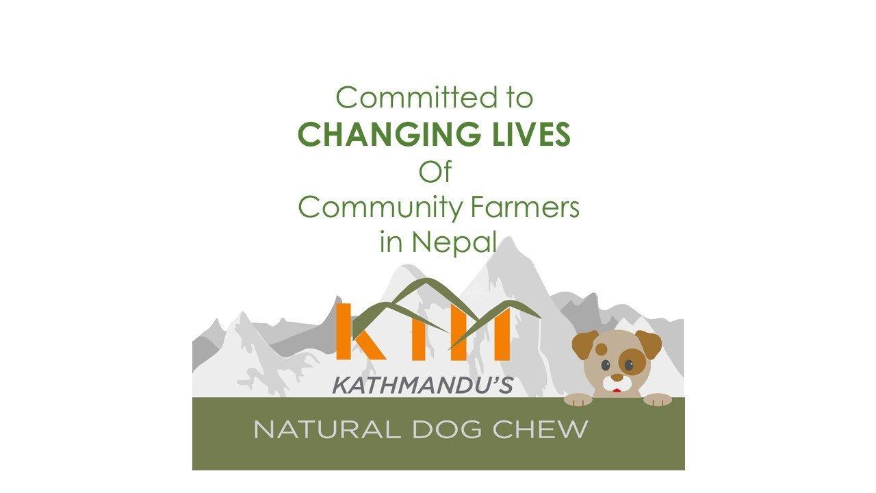 62631ea34fd4 Amazon.com: KATHMANDU'S Natural Dog Chew, 4-Count L/XL Mixed Chews, 1 Ib  Bag: Pet Supplies