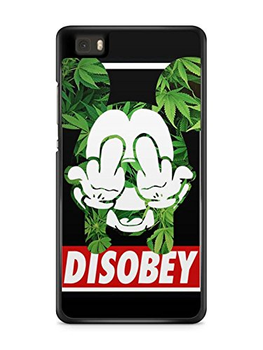 Coque Huawei P9 LITE Disney mickey OBEY swag fuck weed love Hard case REF10518