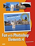 Fun with Photoshop Elements 4: Foto Fakery for Everyone is a fun, cheeky approach to using Photoshop Elements 4 in exactly the way you want to use it - for fun! You'll be able to get your feet wet and your hands dirty while learning the key tools and...