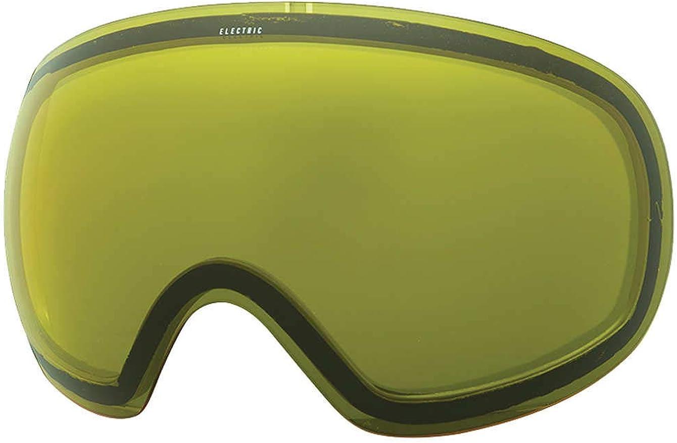 Electric EG3 Lens Ski Goggles, Yellow Green
