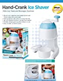 Ideas in Motion Hand Crank Ice Shaver