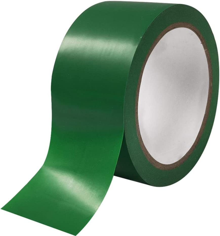 Floor Marking Tape Basketball Court Marking Tape Area Dividing Tape Badminton Court Marking Tape Color Green Amazon Ca Home Kitchen