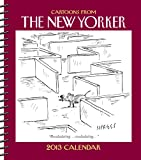 Cartoons from the New Yorker 2013 Weekly Planner Calendar, Conde Nast Staff, 1449417191