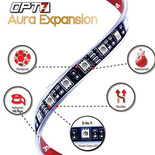 Buy car led strip lights opt7