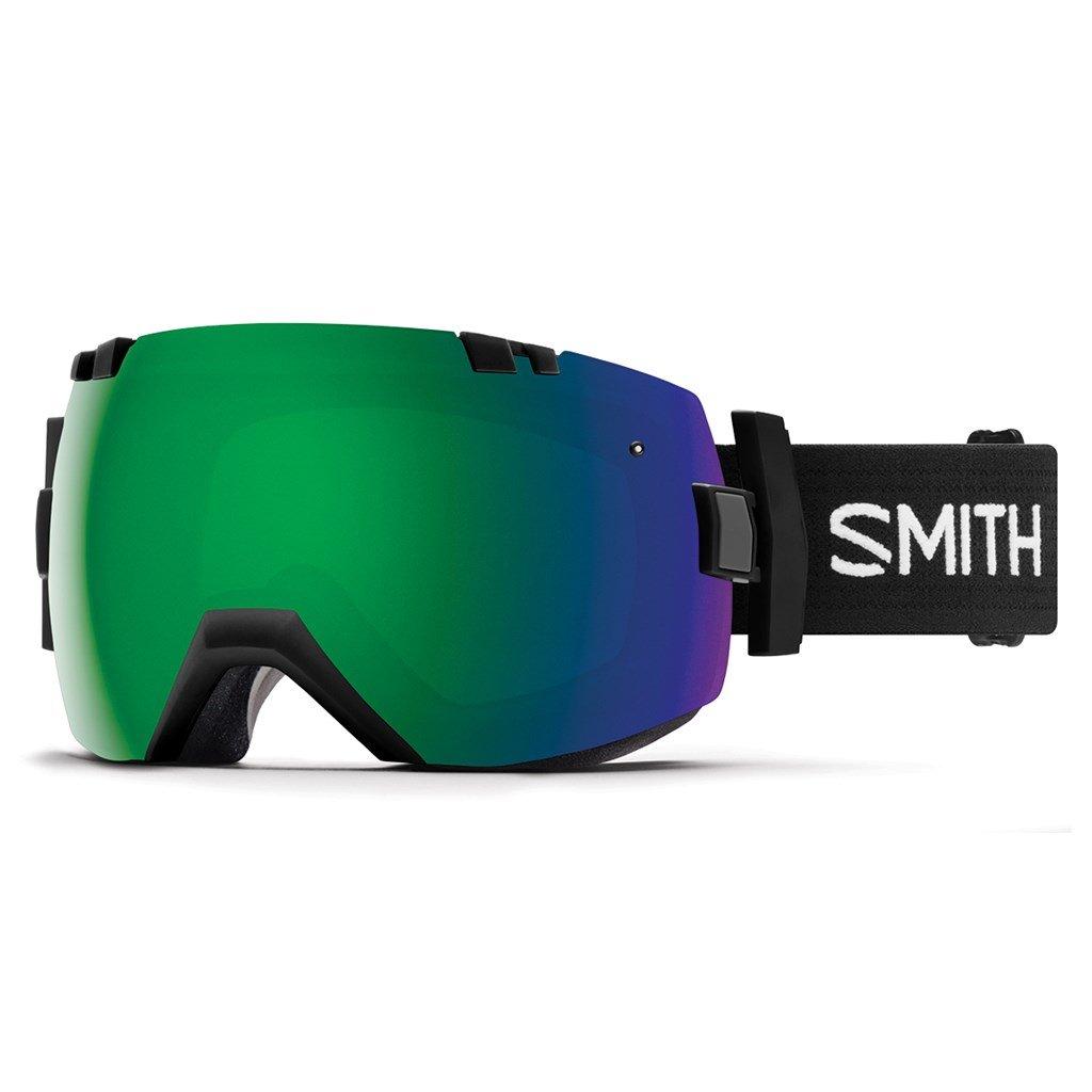 Smith m006579al99mk Ski Goggles, Black