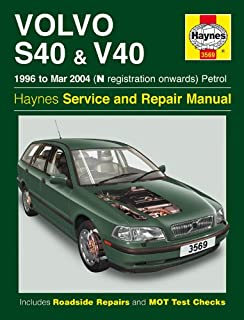 volvo s40 and v50 petrol and diesel service and repair manual 2004 rh amazon com 2005 volvo v50 repair manual 2005 volvo v50 owner's manual