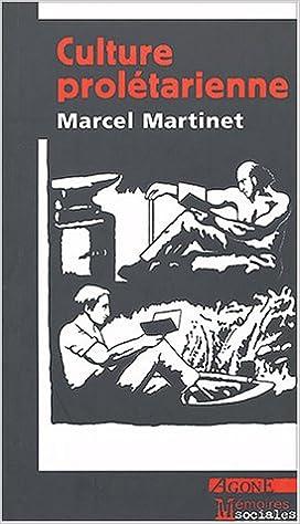 Lire Culture prolétarienne epub, pdf