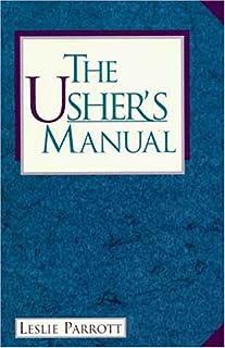 the universal church usher s manual an exhaustive valuable and rh amazon com COGIC Usher Sermon Church Usher Board
