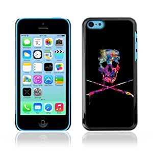Designer Depo Hard Protection Case for Apple iPhone 5C / Art Pirate