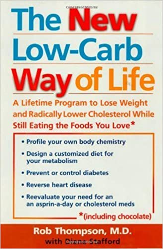 Télécharger google books dans le recoin The New Low Carb Way of Life  A  Lifetime Program to Lose Weight and Radically Lower Cholesterol While Still  Eating ... e79aa9fa396