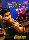 img - for Treasure Planet Shipshape (Super Coloring Book) book / textbook / text book