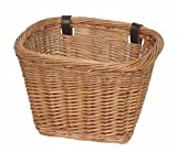Heritage Rectangular Bicycle Bike Basket