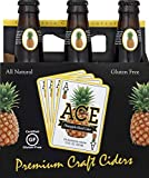 Ace Pineapple Hard Cider, 6 pk, 12 oz bottles, 5% ABV
