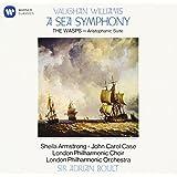 ヴォーン・ウィリアムズ:海の交響曲(交響曲第1番) 「すずめばち」