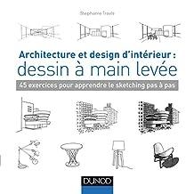 DESSIN D'ARCHITECTURE A MAIN LEVÉE